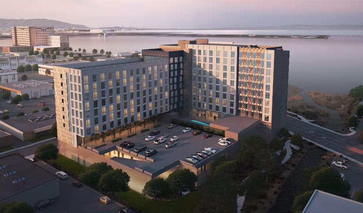 California Modular Hotel