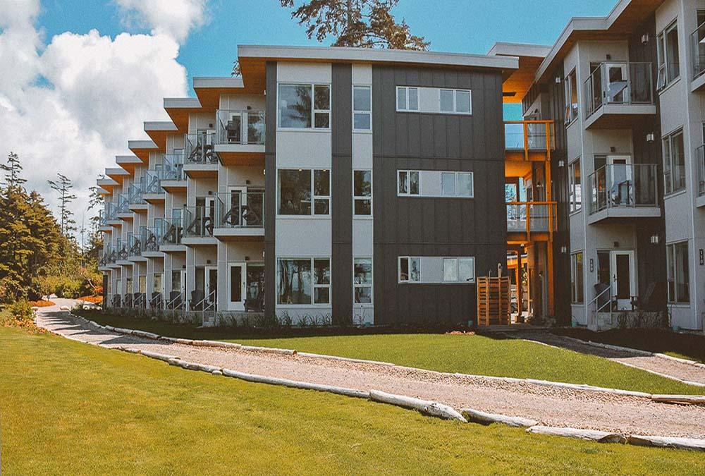 Stack Modular Student Housing